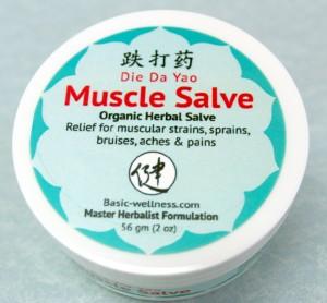 Die Da Yao 2nd Stage Healing Salve
